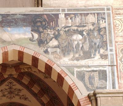 Pisanello_fresco