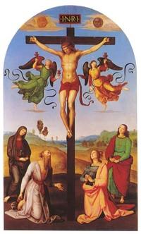 Crucifixionraphael