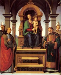 Vaticanomadonna_col_bambino_con_quatro_s